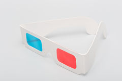 Stereo glasses Royalty Free Stock Photography