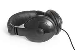 Stereo headphones Royalty Free Stock Photos