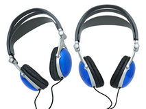 Stereo headphones Royalty Free Stock Image
