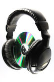 Stereo hoofdtelefoon stock foto's