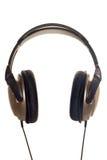 Stereo hoofdtelefoons royalty-vrije stock afbeeldingen