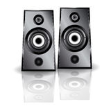 Stereo loudspeaker Stock Photography