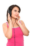 Stereo music Royalty Free Stock Photography