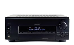 Stereo Receiver royalty free stock photos
