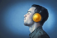 Stereo sound Royalty Free Stock Photography