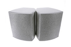 Stereo Speakers Stock Photos