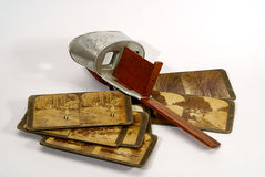 Stereoscope, Royalty Free Stock Images