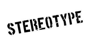Stereotyp pieczątka Obraz Royalty Free