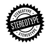 Stereotype rubber stamp. Grunge design with dust scratches. Effects can be easily removed for a clean, crisp look. Color is easily changed stock illustration