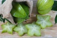 Sterfruit Royalty-vrije Stock Afbeeldingen