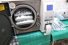 Steriliseer apparaat Royalty-vrije Stock Fotografie