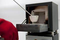 sterilisera för ugn Royaltyfria Foton