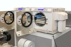 Sterilizer Royalty Free Stock Images