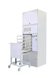Sterilizer under the white background Royalty Free Stock Image