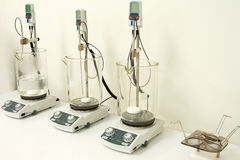 sterilizzazione delle unità Fotografia Stock Libera da Diritti