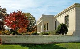 Sterling y museo de arte de Clark Imagenes de archivo