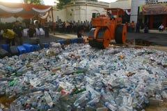 Sterminio tradizionale del liquore in Indonesia Fotografia Stock Libera da Diritti