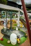 Stern-Allee, Lebensstil-Mall Lizenzfreies Stockfoto