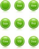 Stern-Best-Set Lizenzfreies Stockfoto