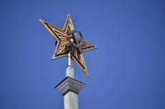 Stern des Nordfluggastflußkanals von Moskau Lizenzfreie Stockfotografie