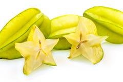 Stern-Frucht Stockbild
