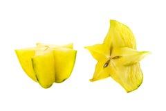 Stern-Frucht Lizenzfreies Stockfoto