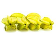 Stern-Frucht Stockbilder