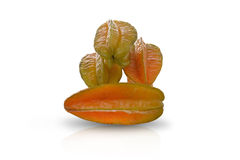 Stern-Frucht Stockfoto