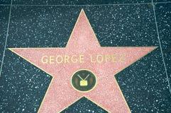 Stern George-Lopez lizenzfreies stockfoto