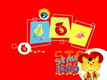 STERN-HELD 03 Stockbild