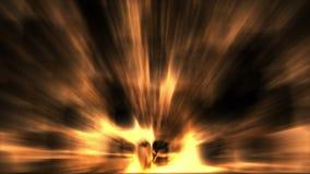 Stern-Hintergrund stock abbildung