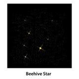 Stern im Himmel Lizenzfreie Stockbilder