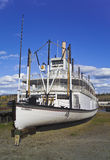 Stern-wheeler SS Klondike, Whitehorse Royalty Free Stock Image