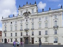 Sternberg pałac, Praga, republika czech Obrazy Royalty Free