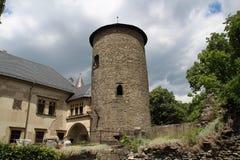 Sternberk城堡,捷克共和国 免版税库存照片