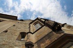 Sternberk城堡,捷克共和国 库存照片