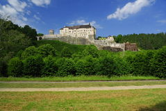 sternberk замока cesky стоковое фото rf