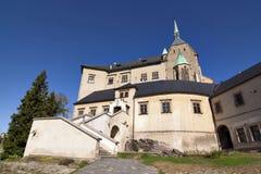 Sternberk castle Royalty Free Stock Photography
