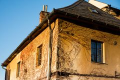 Sternberk, cerca de Olomouc foto de archivo libre de regalías
