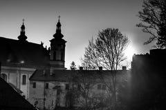 Sternberk, près d'Olomouc images stock