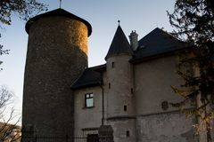 Sternberk, près d'Olomouc photos stock