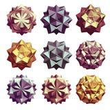 Sterne 3d Lizenzfreies Stockbild