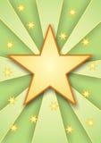 Sterne stock abbildung
