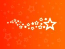 Sterne lizenzfreie stockbilder