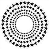 Sterne lizenzfreie abbildung