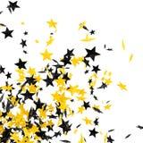 Sterne auf Weiß Lizenzfreie Stockbilder