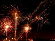 Sterne für das neue Jahr Stockfotos