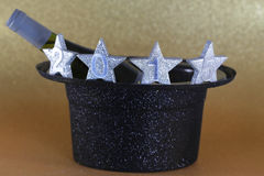 Sterne mit 2015 Stockbild