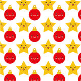 Sterne und Bereiche des Weihnachtshintergrundes Stockfoto