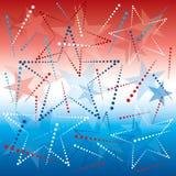 Sterne und Leuchten Lizenzfreie Stockfotos